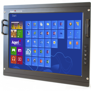 "20"" Rugged Display"