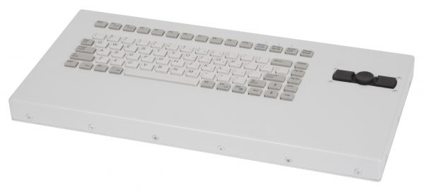 Aqeri 93103 Rugged keyboard Freestanding